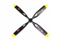 Vrtuľa 7x4 pre (baby WB) P51 V2/ F4U V2