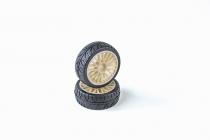 VTEC 1/10 nalepené gumy (2 ks) – S10 TC