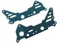 WL toys S929-11 rám kovový časť A modrý