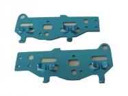 WL toys S929-12 rám kovový časť B modrý