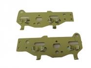 WL toys S929-12 rám kovový časť B zelený
