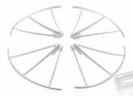 X5UW-D – ochranné oblúky