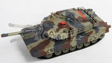 RC tank Abrams 1:24 - infra strely