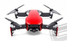 Dron DJI Mavic Air Fly More Combo (Flame Red)