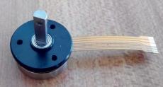 XIRO Horizontálny motor gimbalu