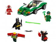LEGO Batman Movie – Riddler a jeho Racer