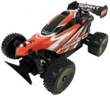 RC buggy Racing FC 081, červená