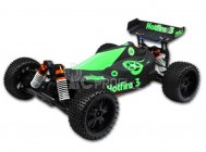 RC auto HotFire buggy 3 XL Brushless