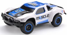 RC auto Muscle Racing 1:43, modrá