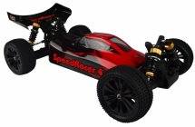 RC auto SpeedRacer 4 Brushless Buggy RTR