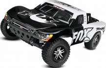 RC auto Traxxas Slash 1:10 VXL TQi, Fox