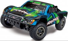 RC auto Traxxas Slash Ultimate 1:10 4WD VXL TQi, zelená
