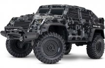 RC auto Traxxas TRX-4 Tactical Unit 1 : 10 TQi RTR