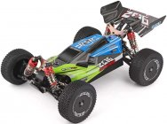 RC buggy WL Toys Evolution, zelená