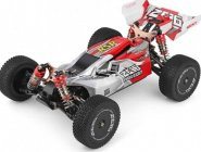 RC buggy WL Toys Evolution, červená