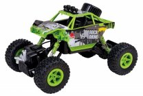 RC crawler Rock Rhino, zelená