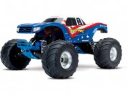 Traxxas Big Foot 1:10 RTR biely