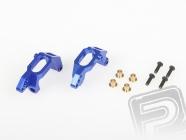 Záves predného kolesa - ALU (modrý), 2ks. 102010