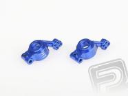 Záves zadného kolesa – ALU (modrý) 2 ks 102012