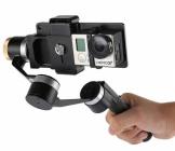 ZHIYUN Smooth-Q 3-osý gimbal + adaptér pre akčnú kameru