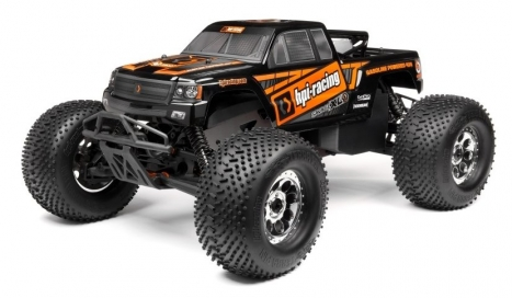 RC auto SAVAGE XL Octane RTR s 2,4 GHz RC súpravou