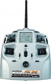 25131 COCKPIT SX M-Link telemetry 2,4GHz