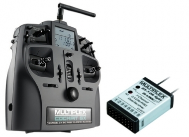 25133 COCKPIT SX M-Link telemetrická sada 2,4GHz, elegance edition