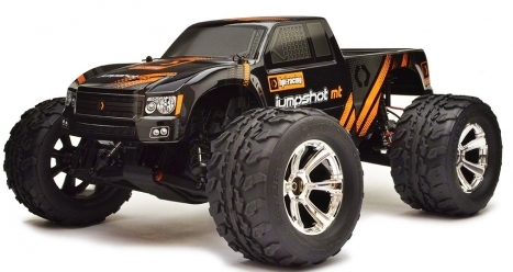 RC auto JUMPSHOT MT RTR 2,4 GHz