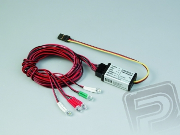 73020 svetelný systém FUNCUB/PORTER