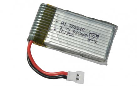 Syma X5C-11 aku Li-po 3,7V 650mAh