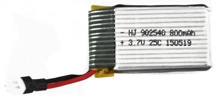 Syma X5C-11 aku Li-po 3,7V 800mAh