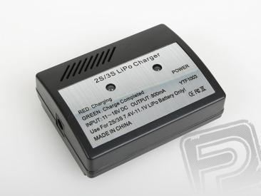 Beta nabíjač LiPo akumulátora