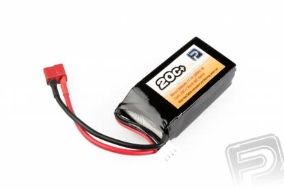 Beta náhradný Li-po akumulátor 11,1 V 1300 mAh