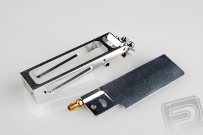 CNC kormidlo 75 mm