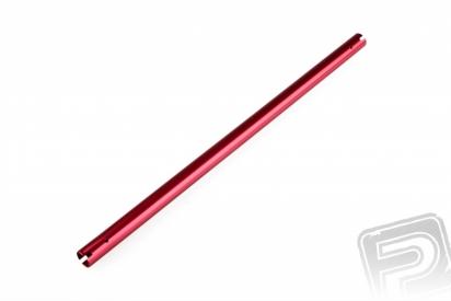 Držiak chvostového nosníka - červený (228P)