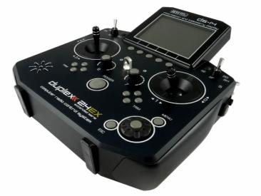 DS-14 EX, mode 5 (CZ SW)