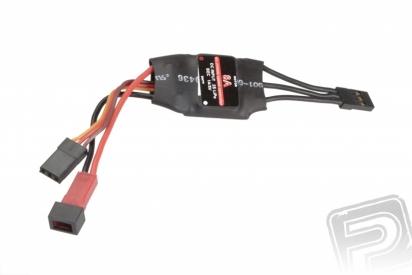 Eaglet - elektronický regulátor otáčok 8A