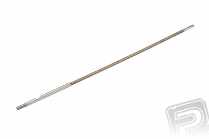 Flexibilný hriadeľ 3,18-4 mm