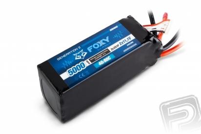 FOXY G2 Li-Pol 5000mAh/22,2V 40/80C, 111Wh