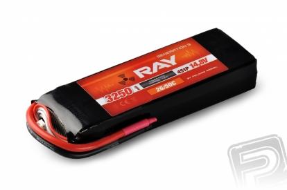 G3 RAY Li-Pol 3250mAh/14,8 26/50C Air pack 48,1Wh