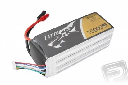 Gens ace TATTU 10 000mAh 22.2V 25C pro DJI S800/1000