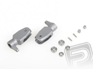 Griffin 450 - Súprava kovových unášačov listov hl. rotora