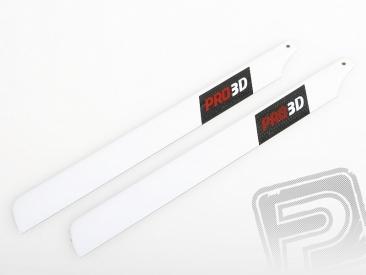 Griffin 450 - Uhlíkové listy 3D(325 mm)
