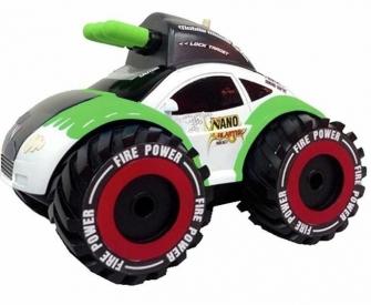 RC obojživelník Nikko Nano Blaster, zelený
