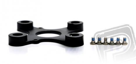 H4-3D - horný držiak
