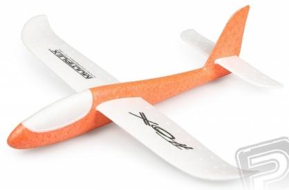 Hádzadlo Fox Elapor, oranžovobiela
