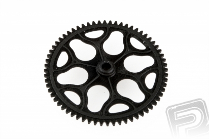 Hlavné prevodové koleso, súprava (Solo Pro 125)