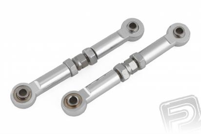 Hliníková spojovačka řízení pro SC/XB (2 ks)