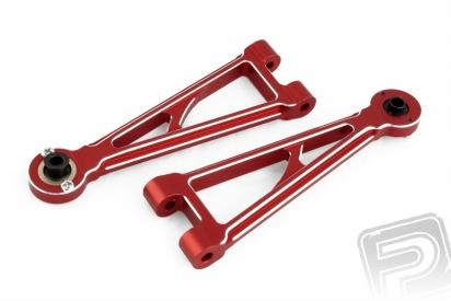 Hliníkové přední horní rameno pro SC/XB (2 ks)