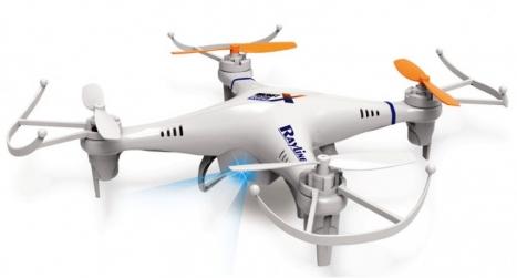 RC dron Kvadrokoptéra R804 HORNET 2x AKU
